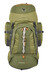 Salewa Cammino 60+10 Backpack darklime/anthracite